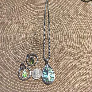 Lia Sophia earring Premier designs necklace